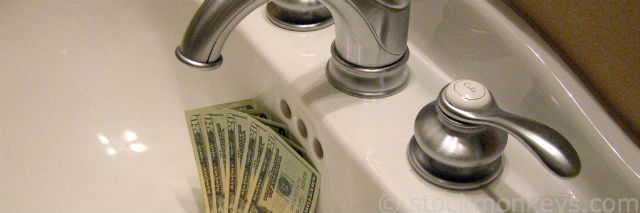 Failing to create a will as part of your estate planning is like throwing money down the drain